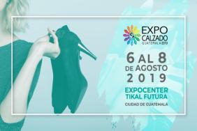 GTO EN EXPOCALZADO GUATEMALA 2019